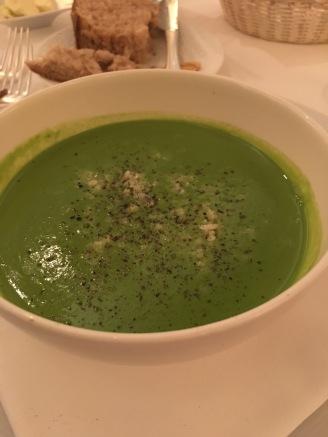 Broccoli Rabe Soup